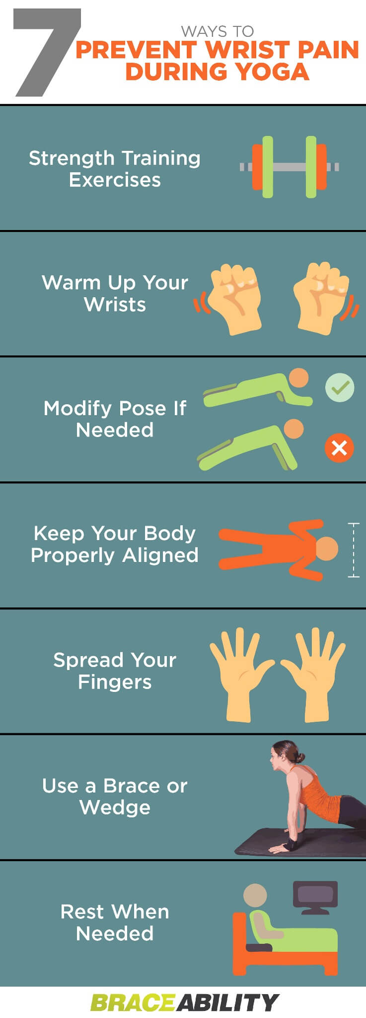 7 Ways To Prevent Wrist Pain During Yoga